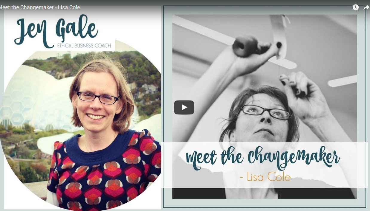 meet the changemaker lisa cole
