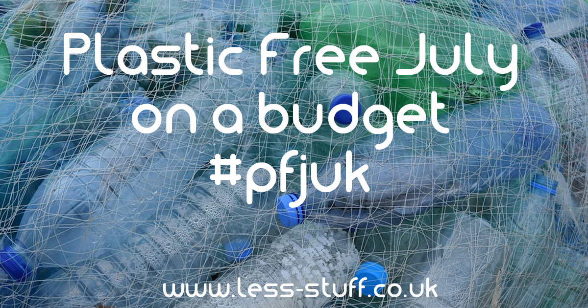 Plastic Free July