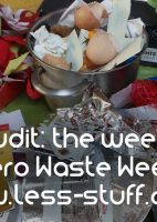 Zero Waste Audit 2017