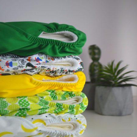 Bundle of Baba + Boo nappies