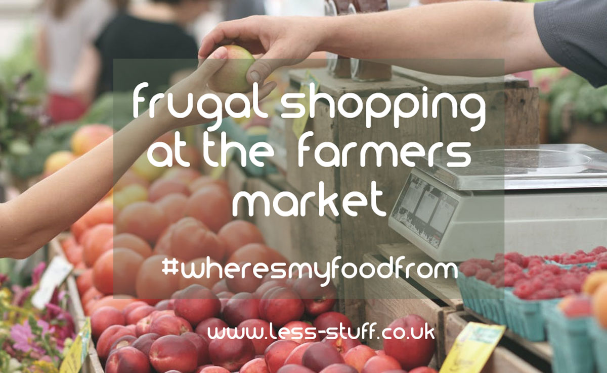 frugal farmers market