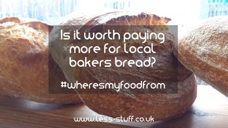 local bakers bread