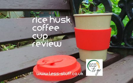 eco-to-go rice husk coffee cup