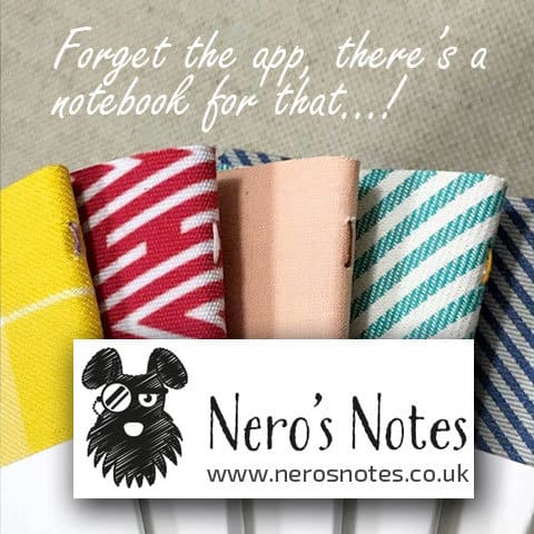 nero's notes advert