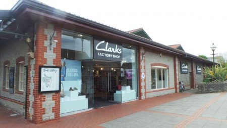 Clarks Village Factory Shop
