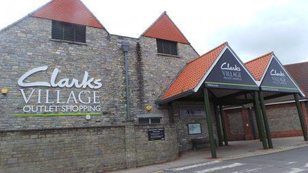 Clarks Village in Street