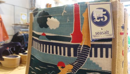 LIttle bag at Seasalt in Clarks Village