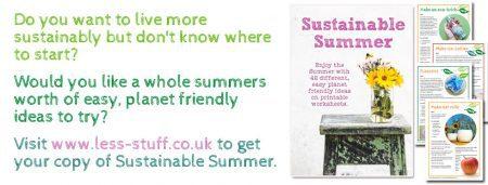 sustainable summer workbook description
