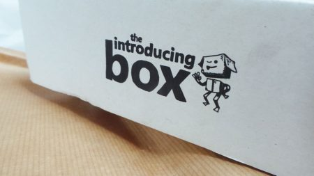 The Introducing Box