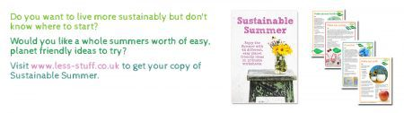 sustainable summer workbook