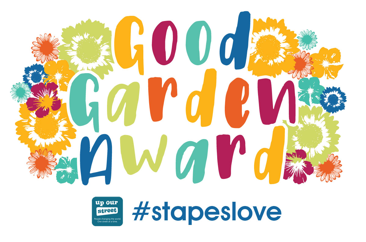 Stapleton Road Good Garden award